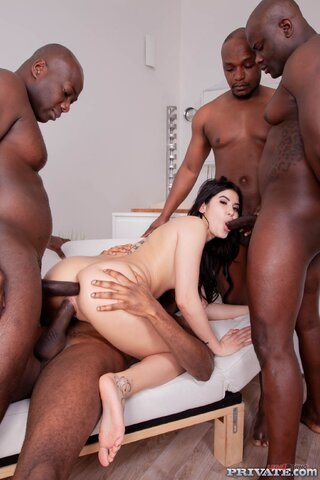 free black girls anal sex and squirting